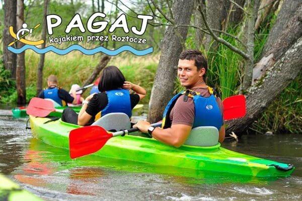 Spływy Kajakowe PAGAJ